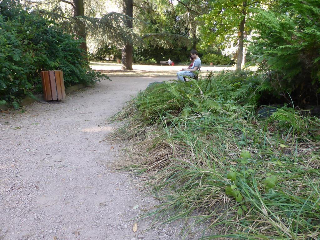 Jardin Classique À La Française parc blondlot | label-ecojardin